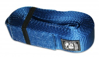 """Recovery Strap 4"""" x 30ft, 40,000lb BS polyester"""