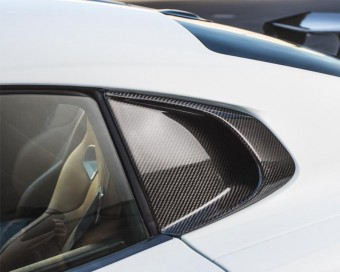 Agency Power Carbon Fiber Side Air Ducts Dodge SRT Viper 13-17 Agency Power