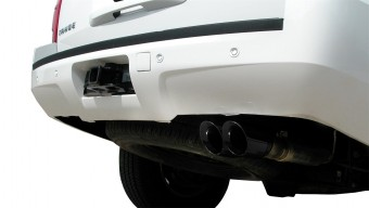 Touring Cat-Back Exhaust System