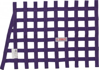 ANGLE RIBBON WINDOW NET SFI 27.1 PURPLE