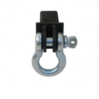 D-Rings Receiver Hitch