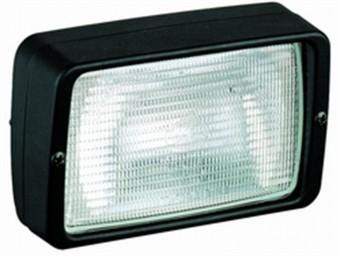 Picador Halogen Flush Mount Work Lamp (CR)