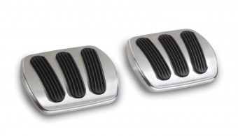 Brake And Clutch Pedal Pad Kit
