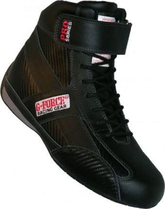 GF236 PRO SERIES SHOE SFI 3.3/5 8 BLACK