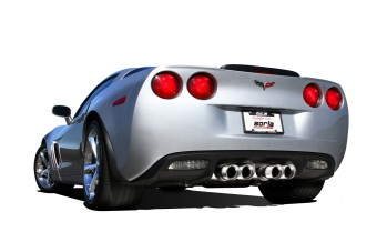 ATAK Axle-Back Exhaust System