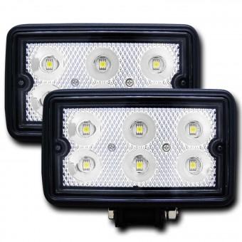 Rugged Vision LED Fog Light