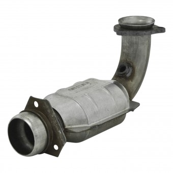 Catalytic Converter - Direct Fit - 2.50 in Inltet/Outlet - Left - 49 State