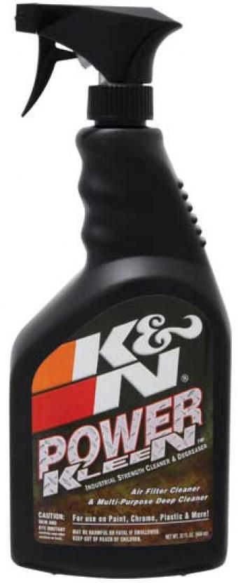 Power Kleen; Filter Cleaner - 32 oz Trigger Sprayer