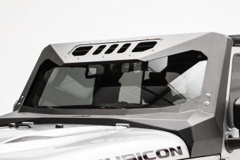 Front Vi-Cowl Visor/Cowl Combination 4 Light Insert