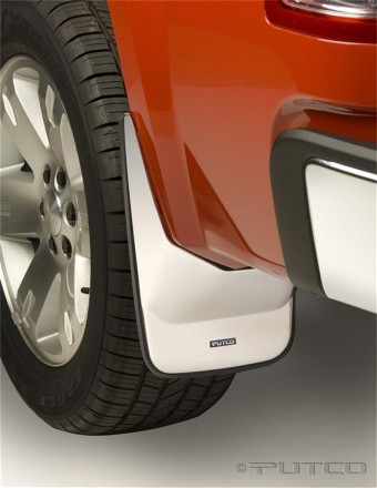 Form Fitted Mud Skin Mud Flap