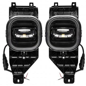 High Performance LED Fog Lights, 6000K
