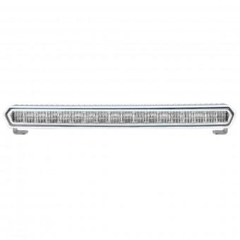 SR-L Series Marine 20 Inch LED Light Bar White With White Halo