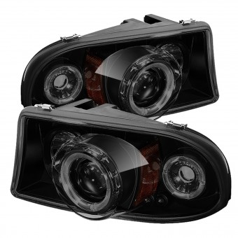 Halo LED Projector Headlights