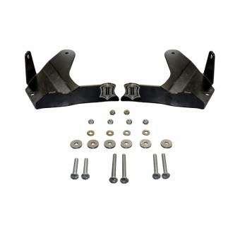 Lower Control Arm Skid Plate System