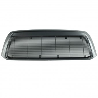 Horizontal Billet Packaged Grille Black