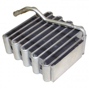 A/C Condenser and Evaporator