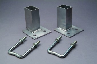 Dia Plate Alum Moonlighter - Mounting Post Kit for Additional Vehicles