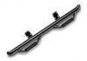Nerf Step - Cab Len (2 Stps)-19 (NewBody)-20 Silv/Sierra 1500 Reg-GlossBlk