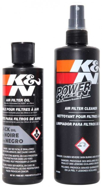 Filter Care Service Kit - Squeeze Black