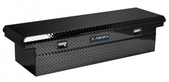LUND - ALUM SGL LID HD-28 CROSS BOX