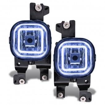 LED Fog Light Halo Kit, White