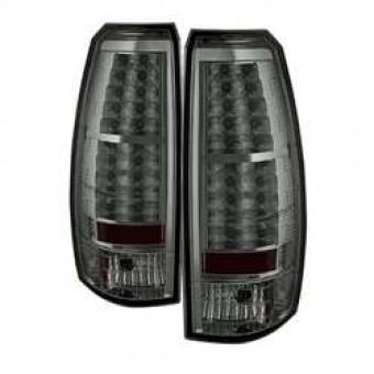 LED Tail Lights - Smoke