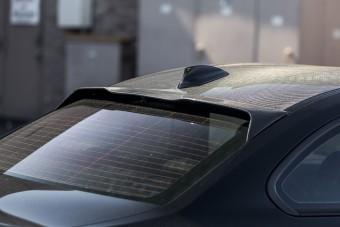 Agency Power Carbon Fiber Rear Window Spoiler BMW M2 F87