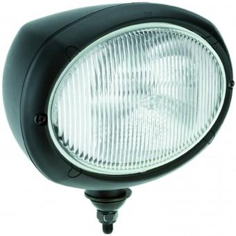 Oval 120 Halogen Work Lamp (MR)