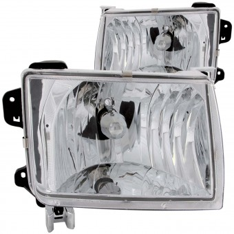 Crystal Headlight Set