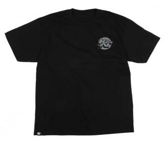 T-Shirt; American Car, Black