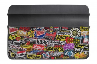 Holley STICKERBOMB FENDER COVER