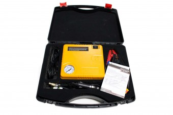 All-in-One Combo Jump Pack/Multi-Charge/Air Compressor Kit - HAZMAT PRODUCT