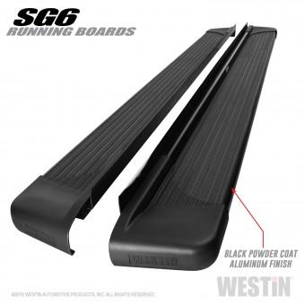SG6 Running Boards