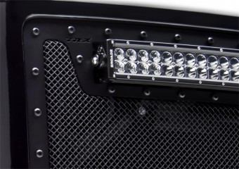 Stealth Torch Series LED Light Grille