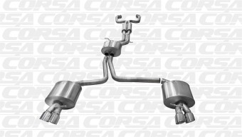 Sport Cat-Back Exhaust System