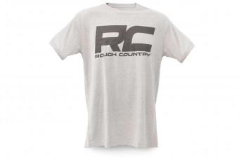 RC Grey Logo T-Shirt - Men | XXL