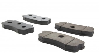 StopTech Sport Brake Pads with Shims