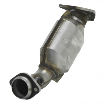 Catalytic Converter - Direct Fit - 2.25 Inlet/Outlet - Left - 49 State