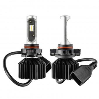PSX24W VSeries LED Headlight Bulb Conversion Kit, 6000K