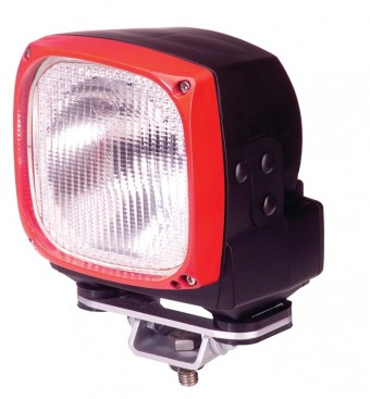 AS400 Xenon Work Lamp with integrated Ballast (CR)
