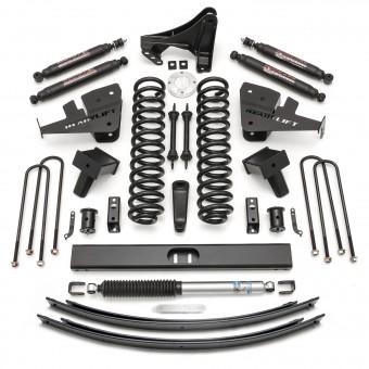 2011-2018 FORD F250/F350 8.0'' Lift Kit with SST3000 Shocks-2 Piece Drive Shaft