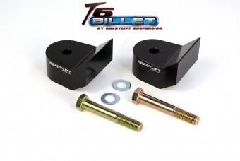 2005-18 FORD F250/F350/F450 1.5'' Leveling Kit T6 Billet Black