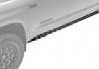 RKR Rails - Cab Len (2 Steps) - 16-20 Tacoma Double - TX Blk