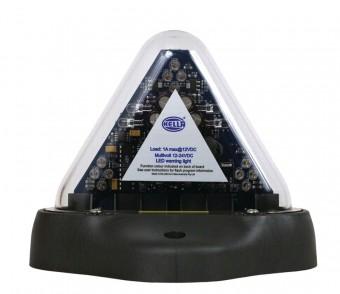 MiniRAY White LED Strobe 12V Fixed Mount
