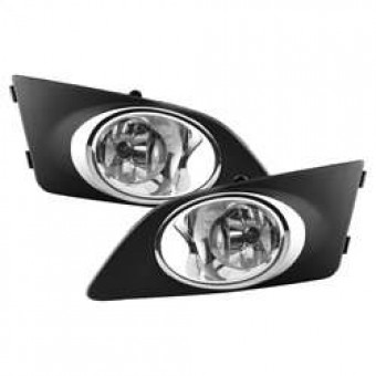 Fog Light with OEM Switch- Clear