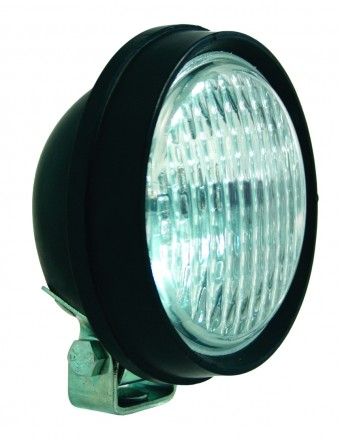 Rubber Halogen 4.75 Work Lamp (CR)