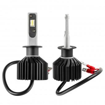 H1 VSeries LED Headlight Bulb Conversion Kit, 6000K
