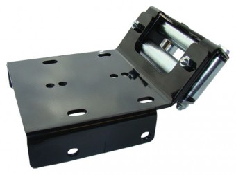 Suzuki King Quad Winch Mount