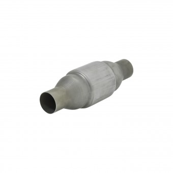 Catalytic Converter - Universal - 200 Series - 2.50 in. Inlet/Outlet - 49 State