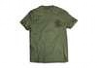 Military Green Frost Large T- Shirt